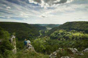 baden-württemberg - wälder und täler