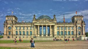 berlin - hauptstadt deutschlands