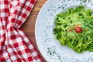 regionale speisen im hotelrestaurant