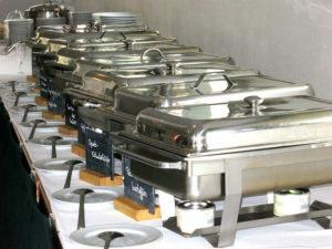 Catering für größere Veranstaltungen in Belgern bei Torgau
